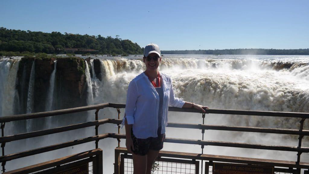 Iguazú argentinische Seite