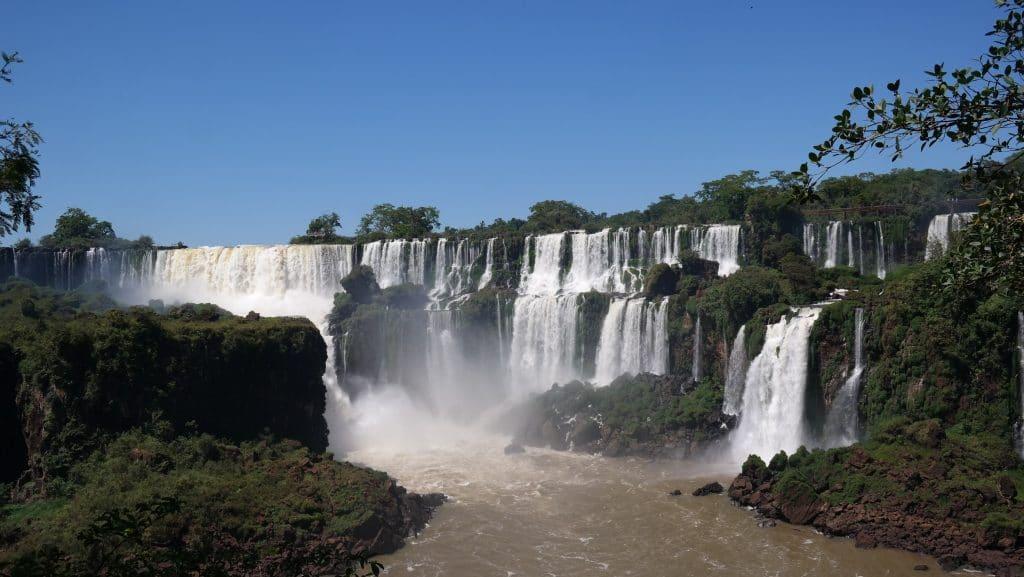 Iguazú Überblick
