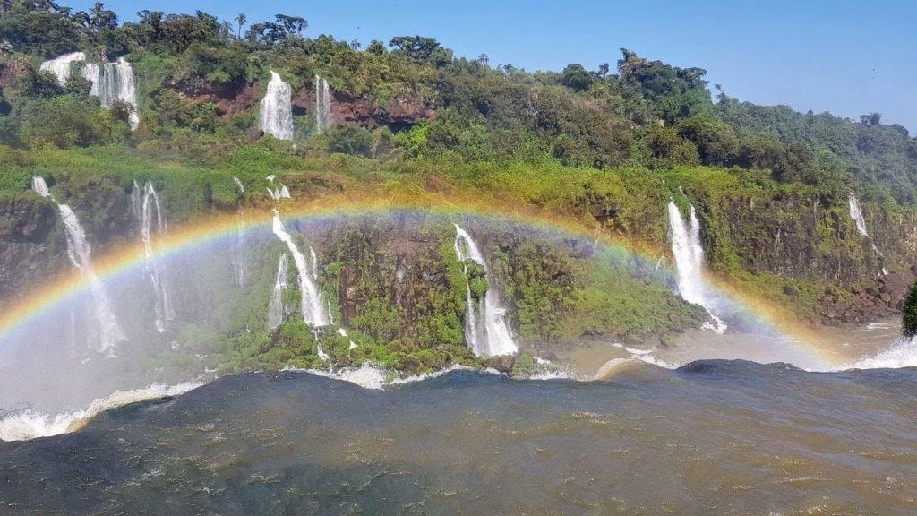 Iguazú brasilianische seite