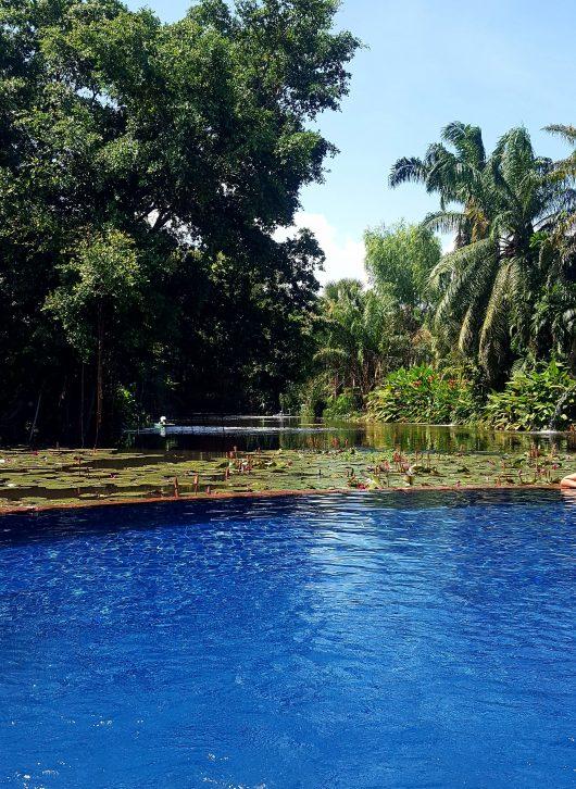 Anantara Hua Hin Resort Lagoon Pool