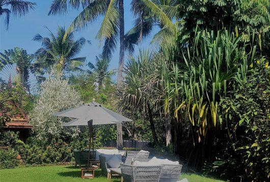 Anantara Hua Hin Resort Launch Bereich