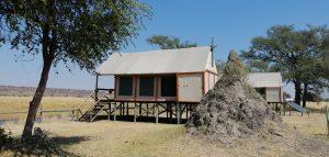 Cobe River Camp
